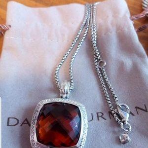 Athuntic david yurman 20 mm necklace